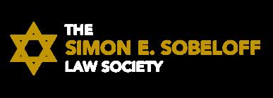 The Simon E. Sobeloff Law Society